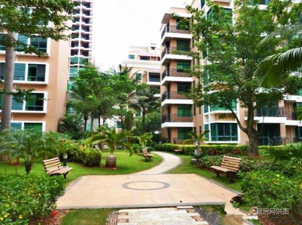 海甸岛 金海雅苑 舒适三房户型 泳池温泉