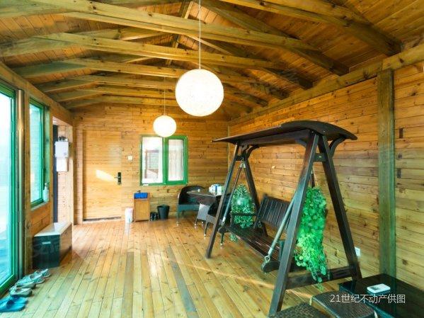 【多图】上海外独栋金龟,707平赠600平米小院岛别墅度假村四环别墅图片
