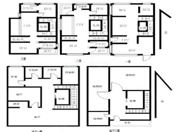 【多图】四环外独栋别墅,707平赠600平米别墅双拼小院别墅v别墅图片