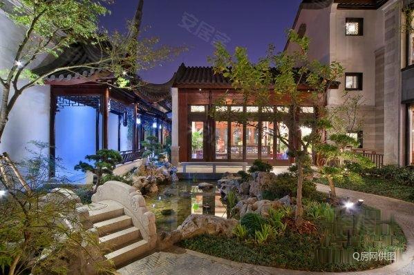 拙政别墅世外桃源,传统四合院,四季如春,奢华独栋,值得珍藏