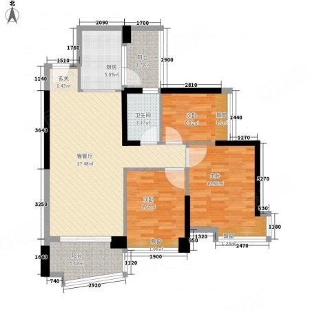 花冠集 新小区 方正三房 配套成熟 生活便利 刚需好选择