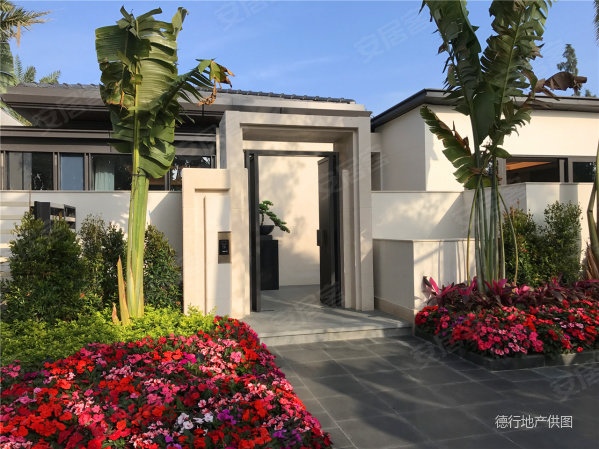 (黄夏)三亚海棠湾 一亩花园海景独栋别墅 实得640平