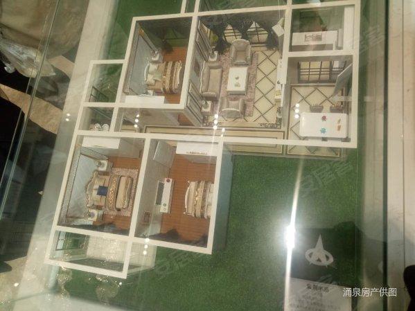 紫荆半岛 紫荆山南路 双气 学 区房18年交房 均价8800
