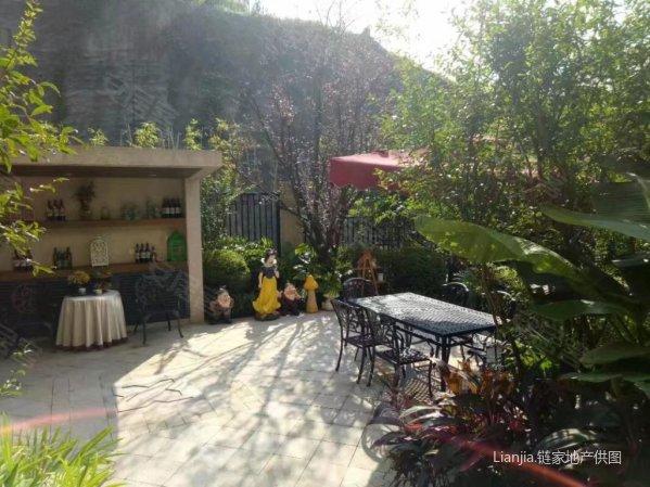 东海定南山大小联排,环境优美结构合理,带花园车库