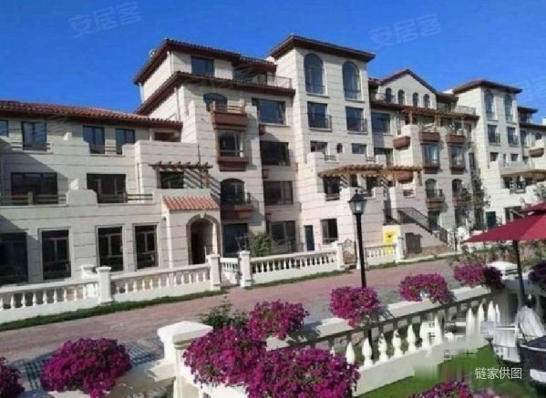 浑南 米拉 小高 现房 洋房别墅园区 特色八角窗 超大赠送