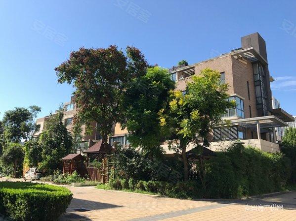 北苑奥森229平别墅,送100平露台,20平内庭院,使用面积