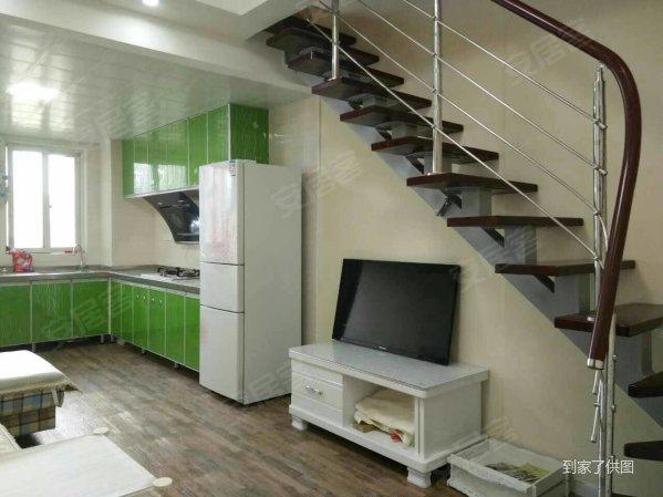 精装修两房 主卧带飘窗 次卧高低床 业主急售