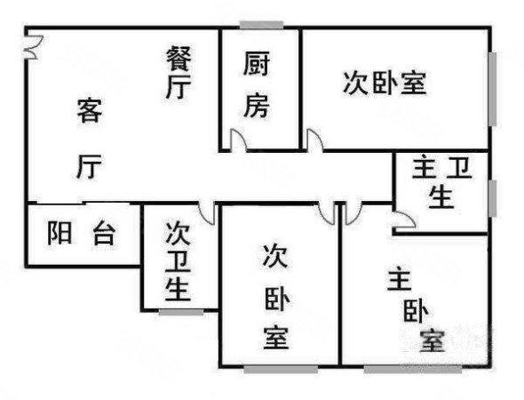 上海租房 半岛花园(普陀)