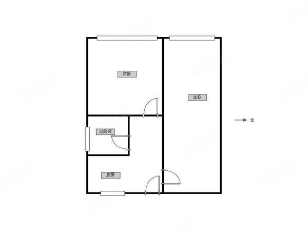 【多图】水电路368弄,广中路租房,水电路 中间楼层 双