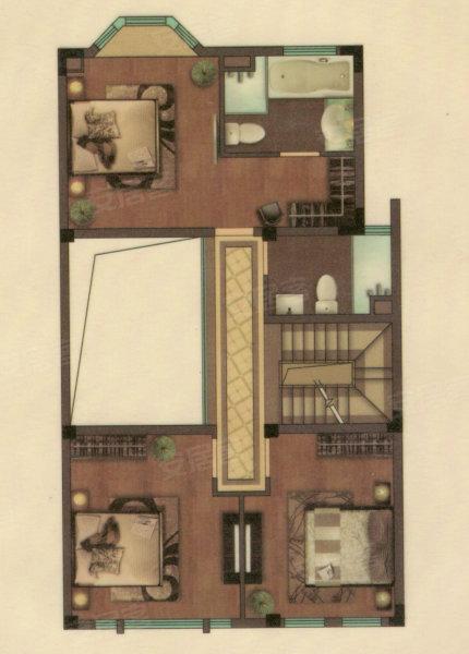 宜城澜岸公馆设计图