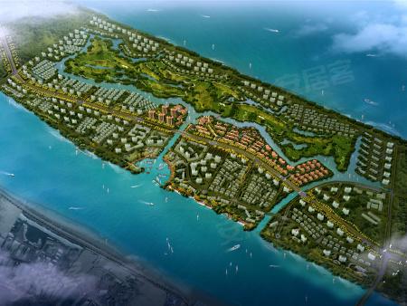 绿地长岛,上海绿地长岛房价,楼盘户型,周边配套,交通