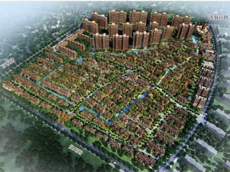 千禧国际村二期,青岛千禧国际村二期房价,楼盘户型