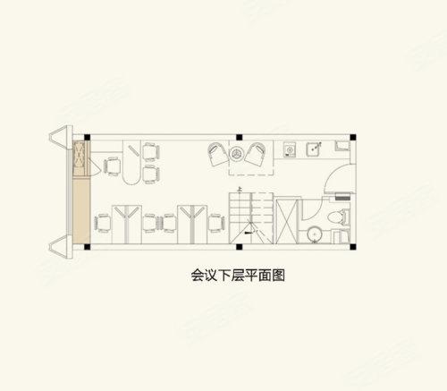 融信双杭城户型图