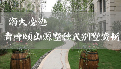 颐山源墅图片,青岛颐山源墅样板间装修效果图,楼盘图